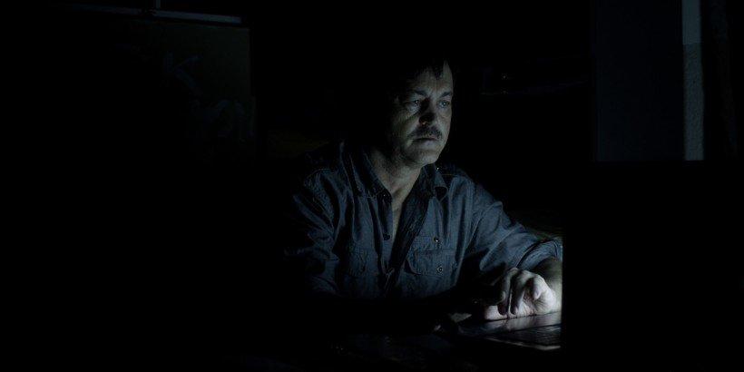 Gordon (Robert Nolan) lives in a dark world indeed in Heir.