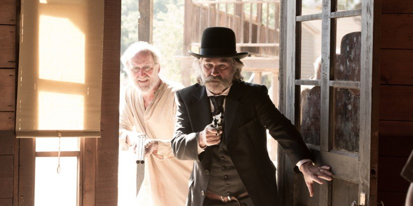 Bone Tomahawk has some of the best acting and dialog in any motion picture of this year, regardless of genre.