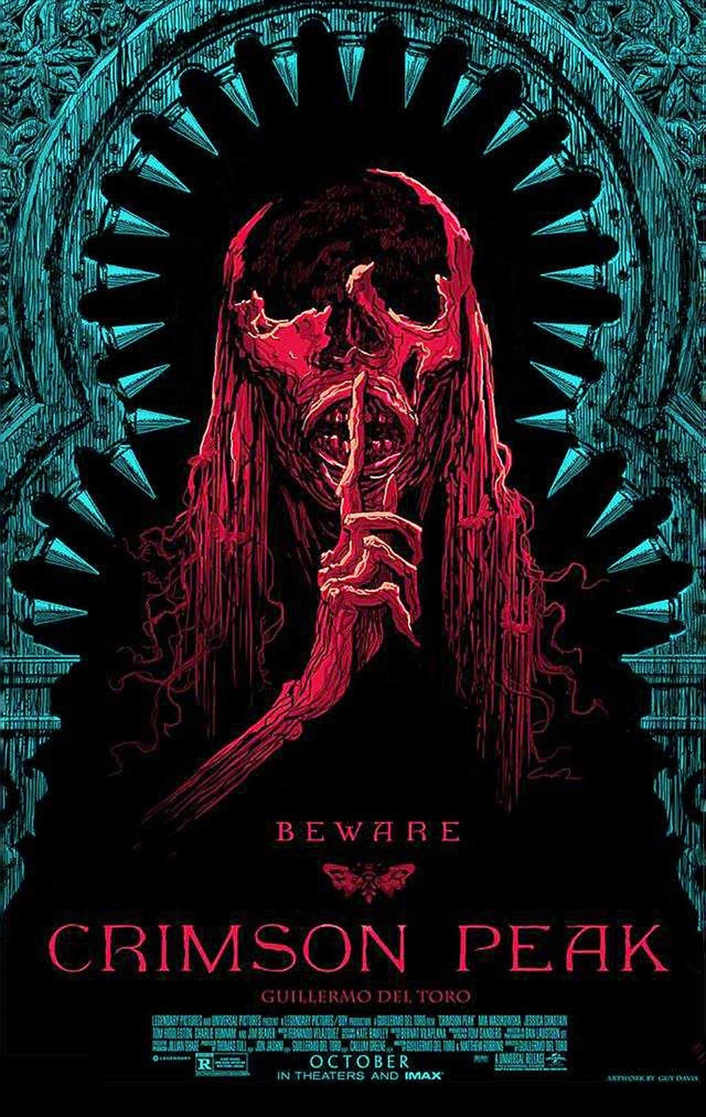Top 10 Gruesome Movie Posters for 2015 - Gruesome Magazine
