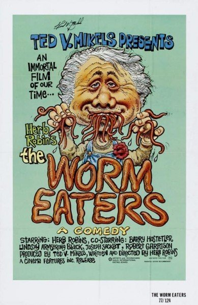 worm eaters poster