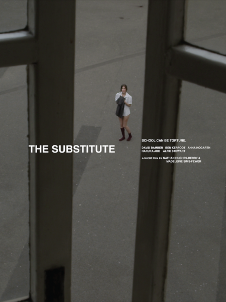 Substitute poster