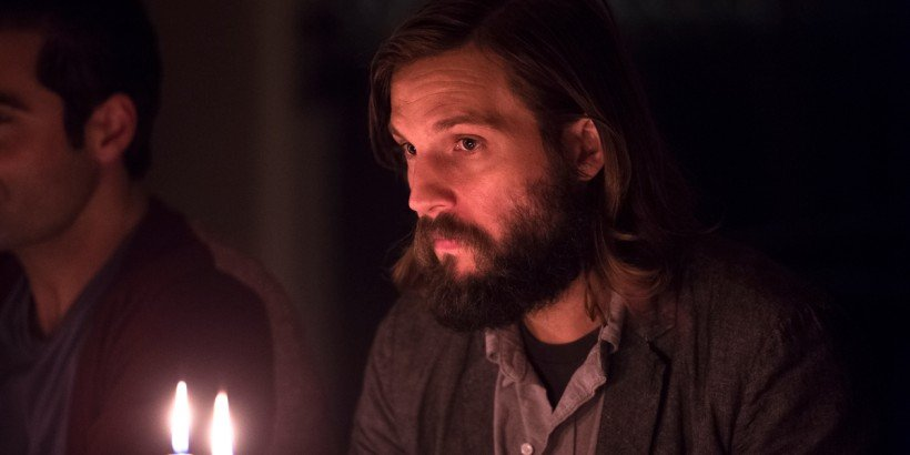 Will (Logan Marshall-Green) remains uncomfortable throughout a lavish dinner party in Drafthouse Films' The Invitation. Courtesy of Drafthouse Films.