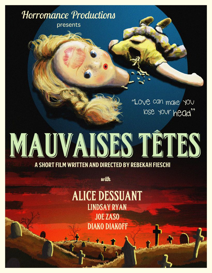 Mauvaises Tetes poster
