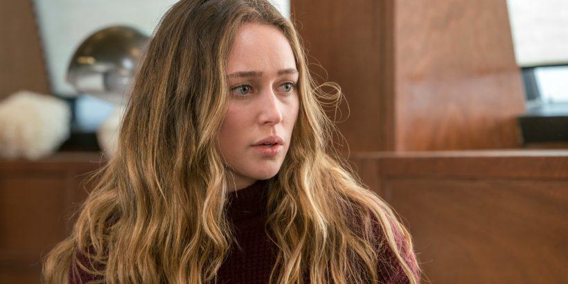 Alycia Pebnam-Carey as Alicia Clark - Fear The Walking Dead _ Season 2, Episode 04 - Photo Credit: Richard Foreman/AMC