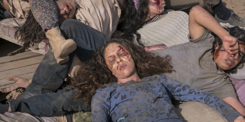 - Fear The Walking Dead _ Season 2, Episode 06 - Photo Credit: Richard Foreman, Jr/AMC