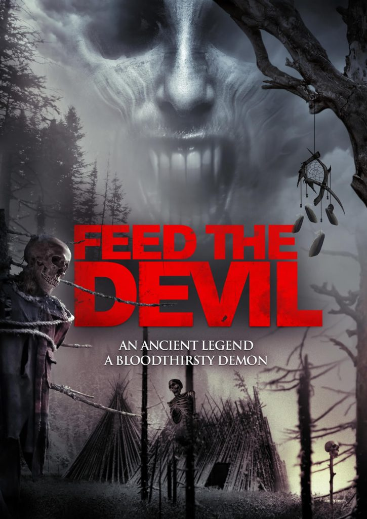 FEED THE DEVILposter