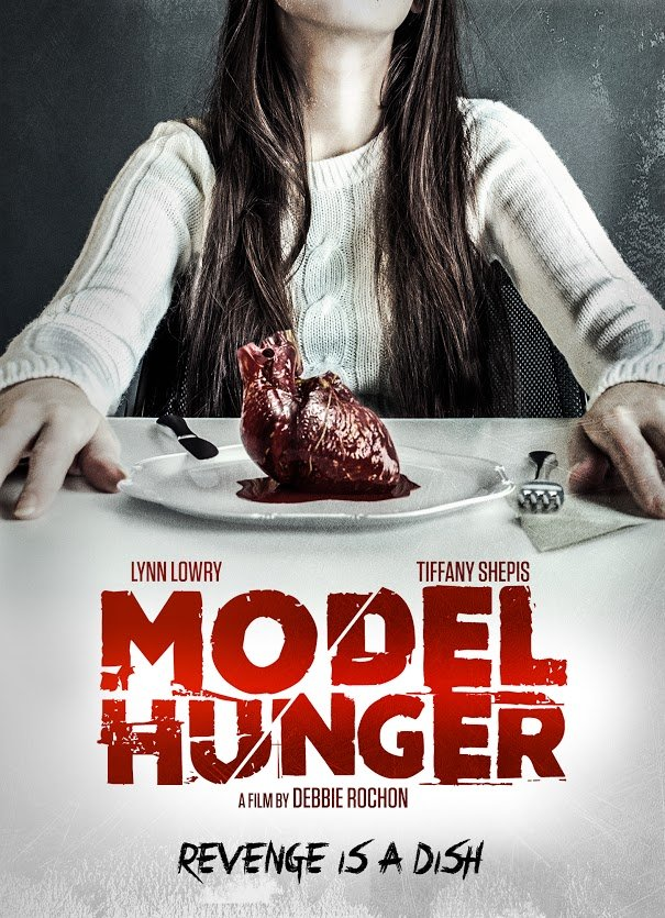 MODEL HUNGER KEY ART