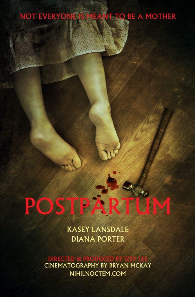 Postpartum poster