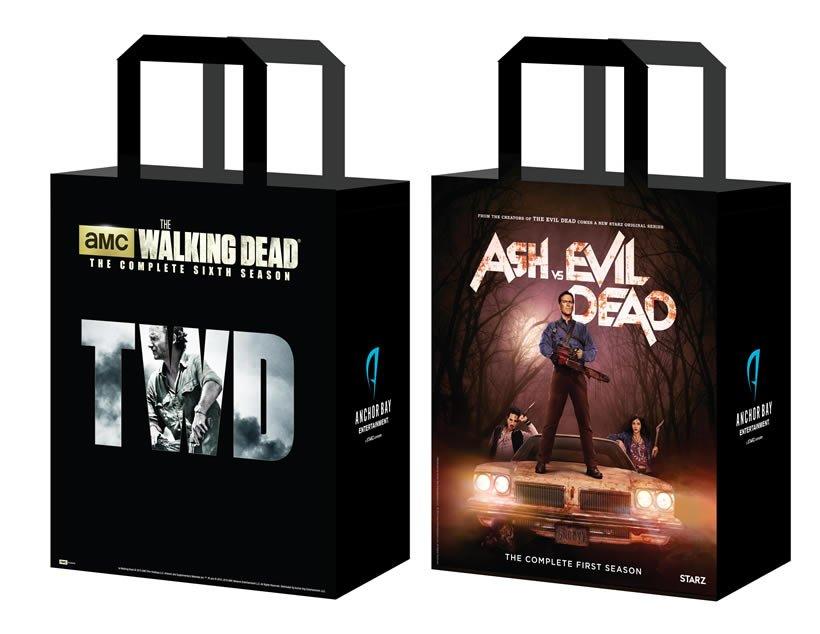 TWDS6 ash evil dead bag