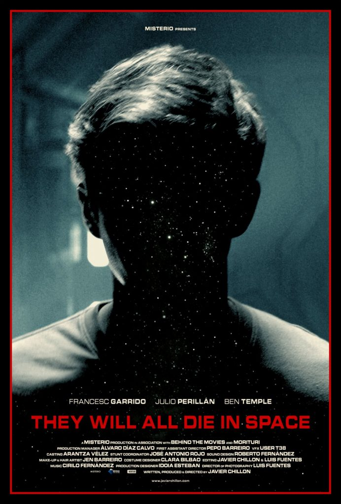 Die in Space poster