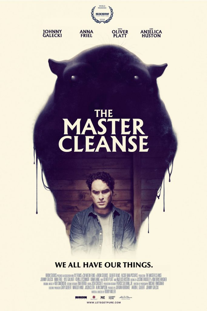 Master Cleanse poster