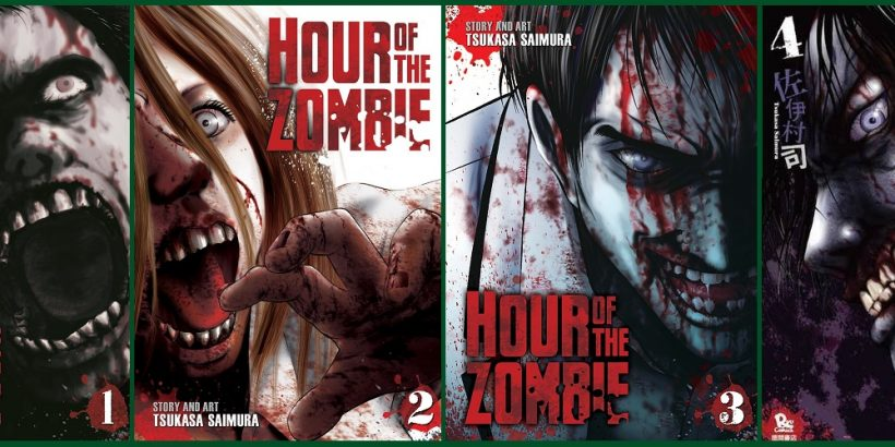 Hour of the Zombie – Story and Art by Tsukasa Saimura
