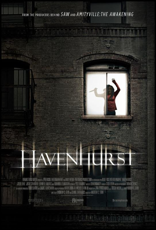 """Havenhurst"""" (2017): Don't Break the Rules, Don't Get Evicted"""