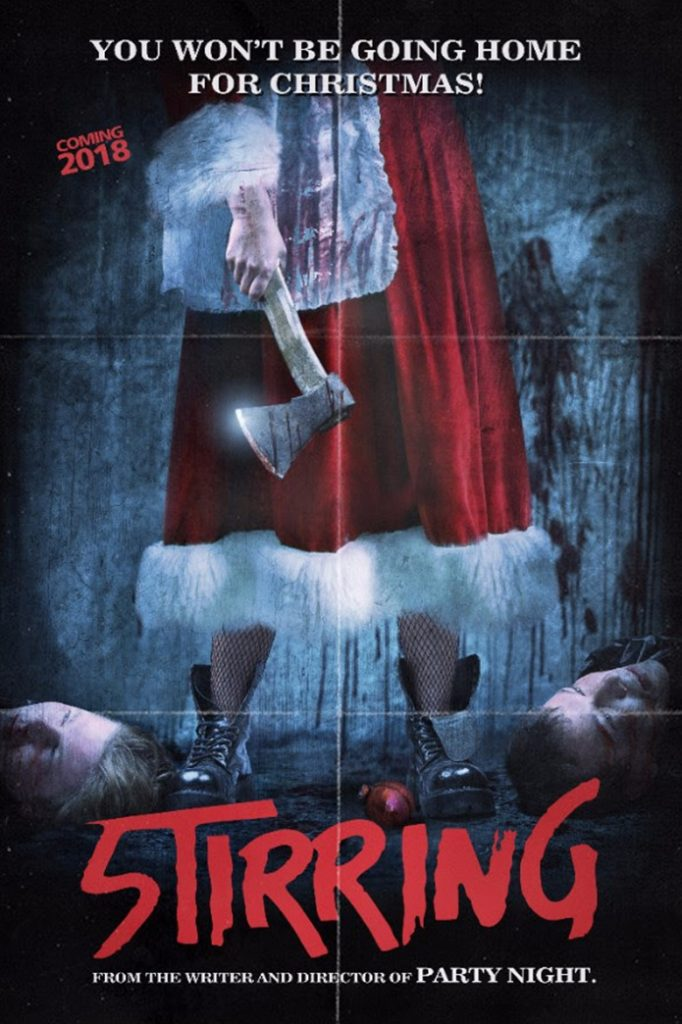 Stirring movie poster