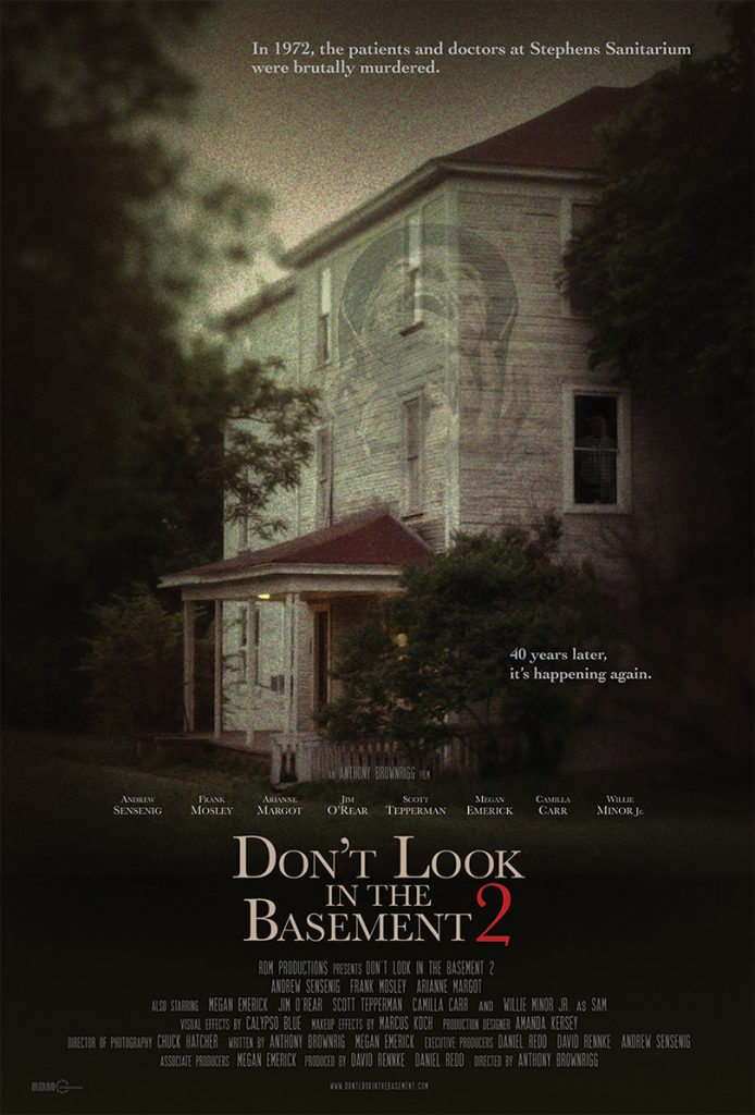 Don't Look in the Basement 2 - Poster