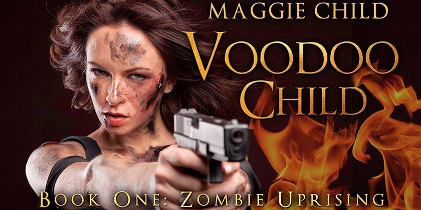 Maggie Child - Voodoo Child