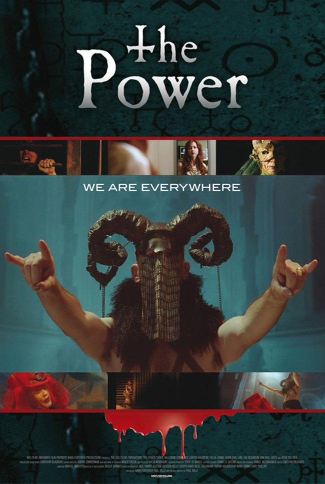 Poster for The Power