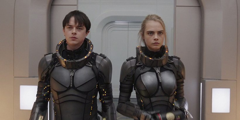 Valerian and the City of a Thousand Planets - Valerian and Laureline