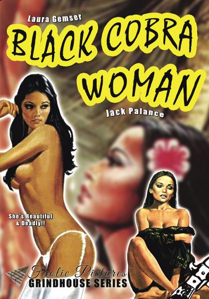 Frolic Pictures Grindhouse Series - Black Cobra Woman