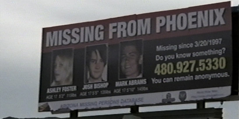 Phoenix Forgotten - billboard