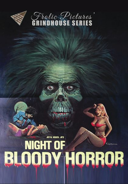 Frolic Pictures Grindhouse Series - Night of Bloody Horror