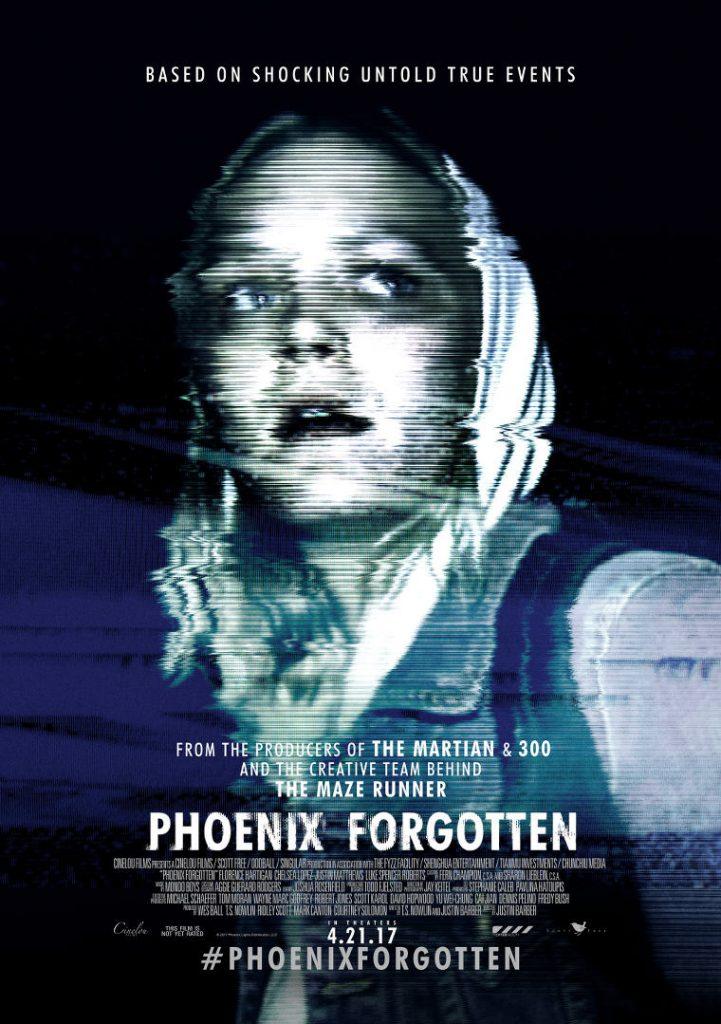 Phoenix Forgotten - poster