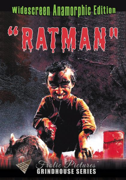 Frolic Pictures Grindhouse Series - Ratman