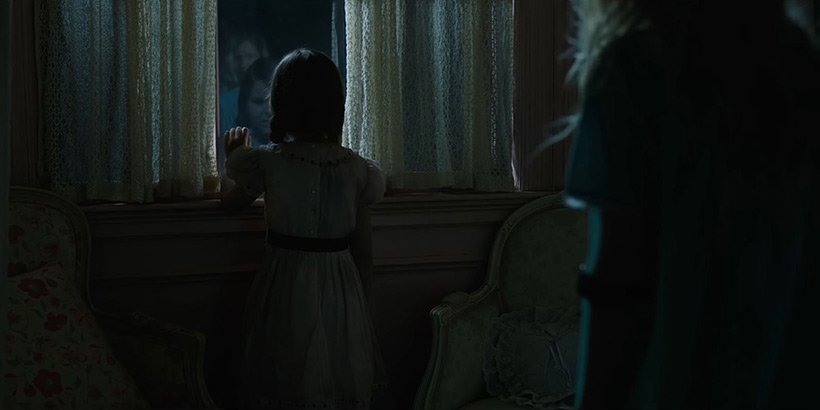 Annabelle: Creation - window
