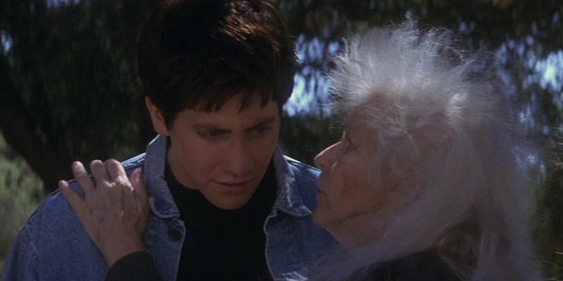 Donnie Darko - Grandma Death