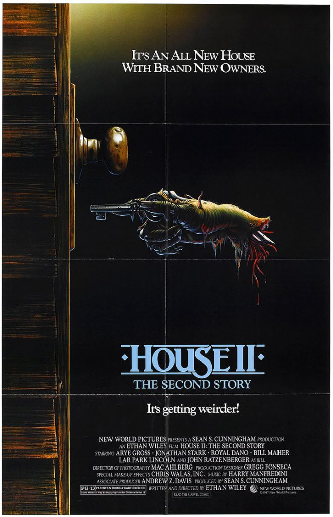 House II: The Second Story - poster
