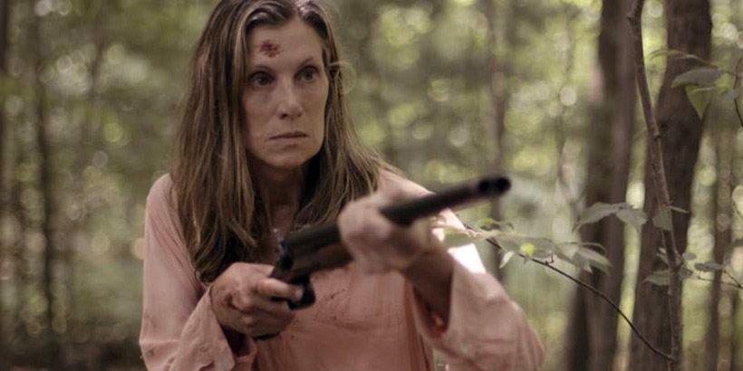 Get My Gun - Catherine with a gun