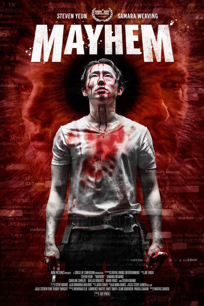 Poster for Mayhem