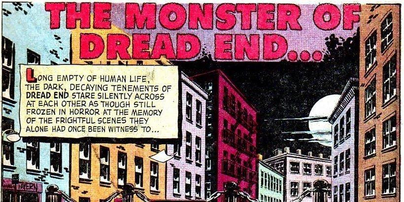 The Monster of Dread End - Kickstarter