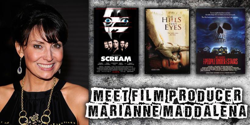 Meet Film Producer Marianne Maddalena