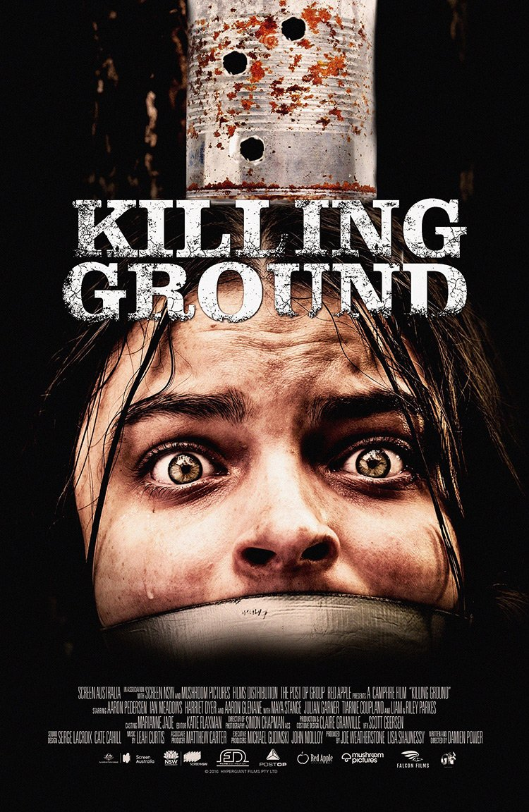 Poster for Killing Ground