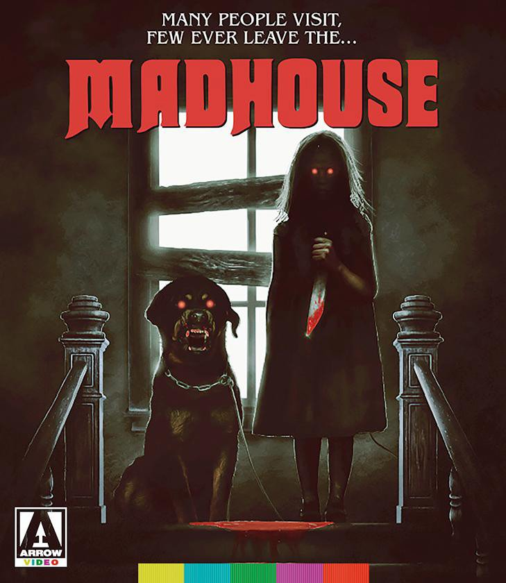 Madhouse - DVD Cover