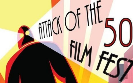 Attack of the 50 Foot Film Fest