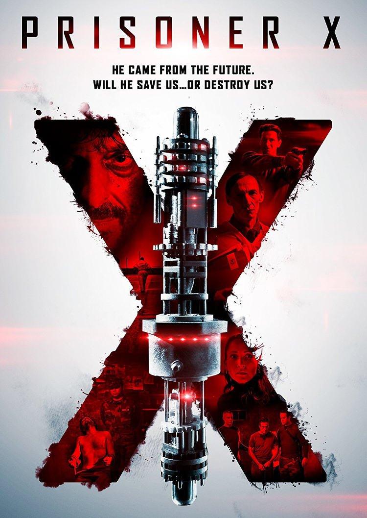 Prisoner X - poster