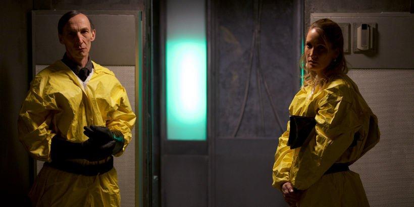 Prisoner X - suits