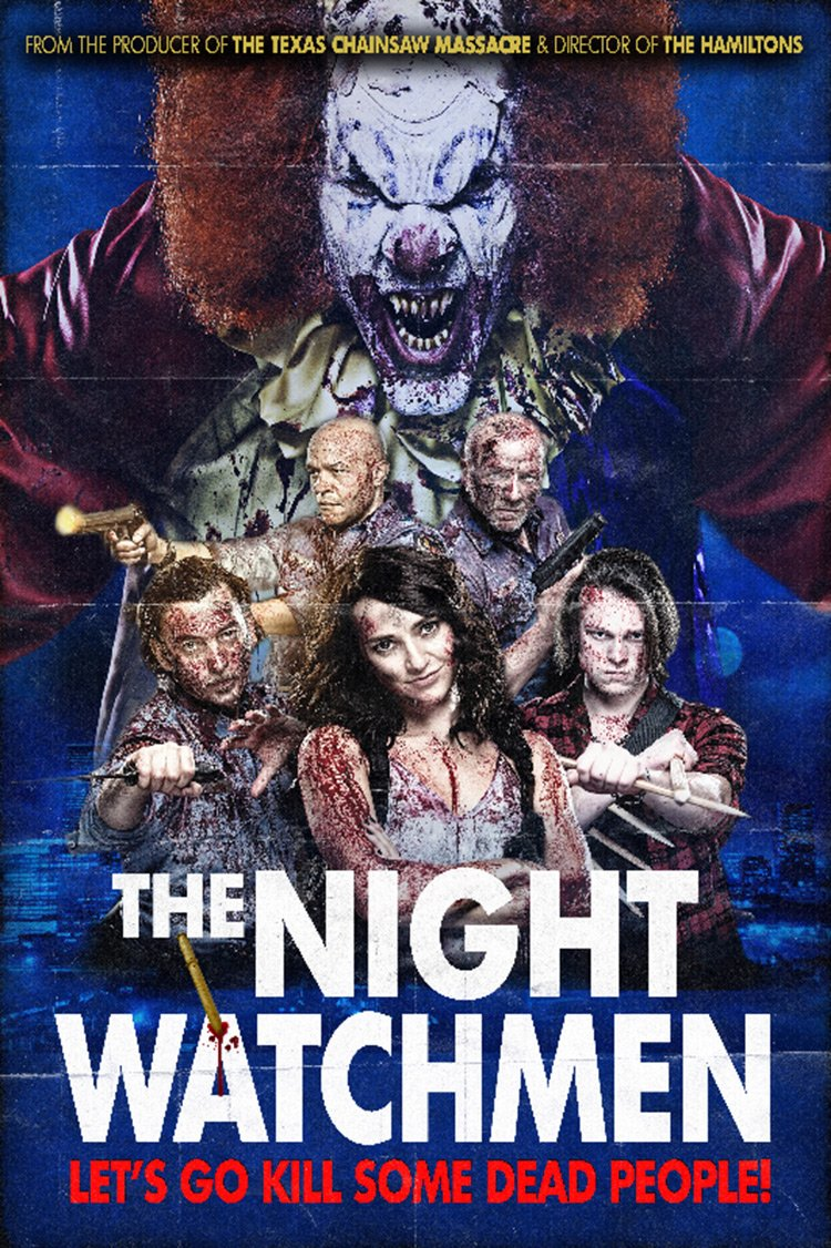 The Night Watchmen - Poster 2
