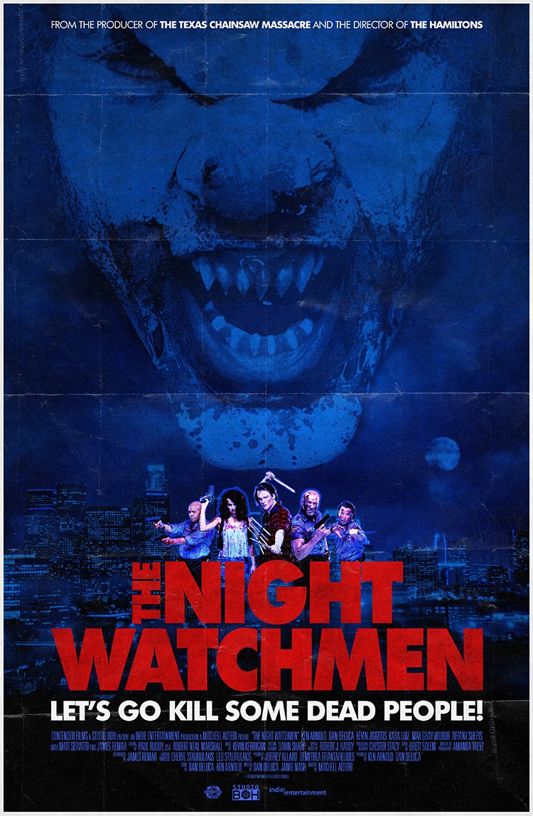 The Night Watchmen - Poster 1