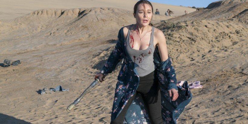 Alycia Pebnam-Carey as Alicia Clark - Fear The Walking Dead _ Season 2, Episode 03 - Photo Credit: Richard Foreman/AMC