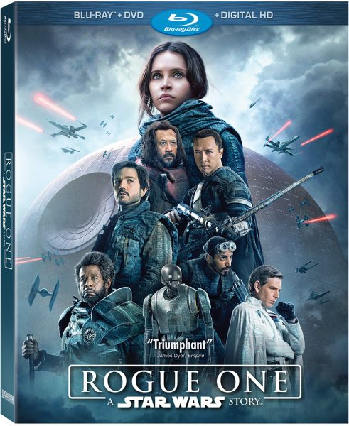 Rogue One Blu-ray Combo pack