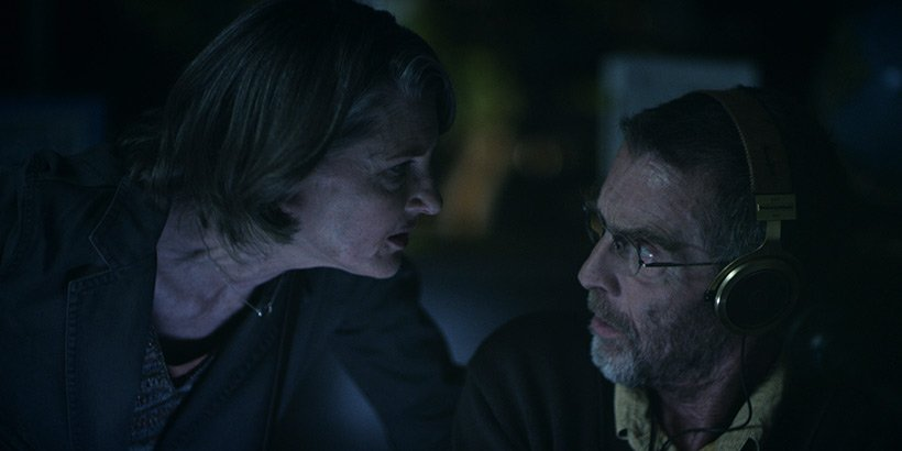 We Go On - Annette O'Toole and John Glover